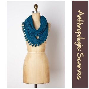 """Anthro """"Zephyr Scarf"""" by Madison 88"""